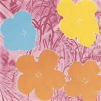 flowers, [ii.70] by andy warhol